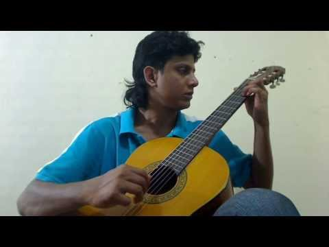Hanthanata Payana Handa Classical Guitar Version video