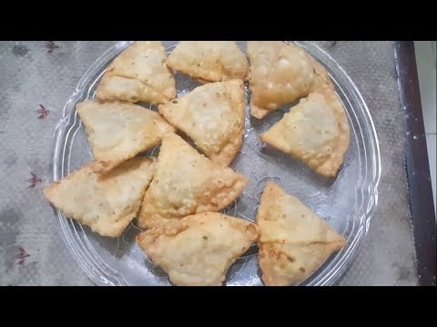 Mini Samosa Recipe Perfect Street Style Aloo Samosa Recipe Kitchen With Zahra