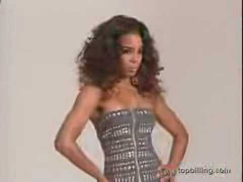 Kelly Rowland, Cosmopolitan Mag shoot with Cathy Lund Video