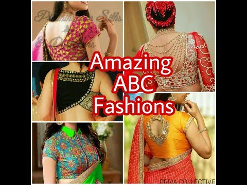 Blouse Designs Collection, Aari,Maggam Embroidery Embellished work Designs