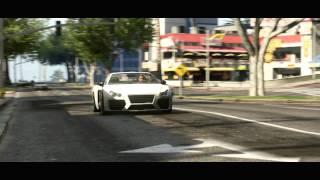 Grand Theft Auto V - Official Trailer #2 [HD]