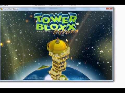 Descarga del juego de tower bloxx para PC y algunos celulares