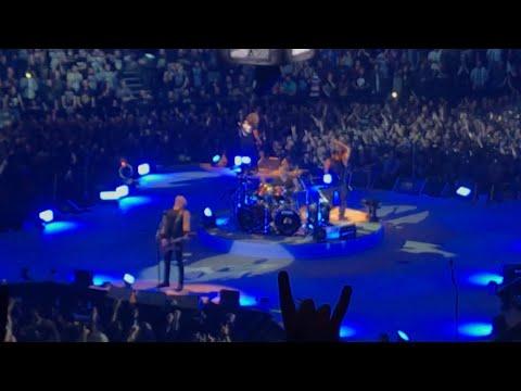Metallica - One, London 2017 Live