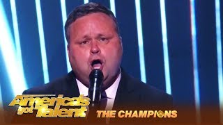 Paul Potts Britain 39 S Got Talent 39 S First Winner Wows America America 39 S Got Talent Champions