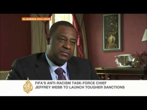 FIFA annouce tougher sanctions on racism
