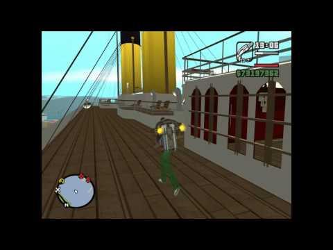 Gta San Andreas - RMS Titanic mod + Download