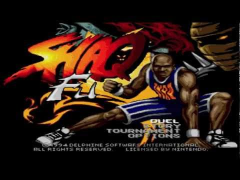 Shaq-Fu SNES Man Review