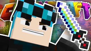Minecraft | THE ULTIMATE SWORD!! | Crazy Craft 3.0 #4