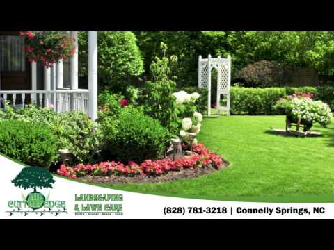 The Cutting Edge Landscaping and Lawncare | Lawn & Garden in Connelly Springs