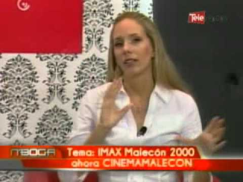 IMAX Malecón 2000 ahora CINEMALECON