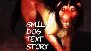 Smile Dog||P2||Text Story||Caroline