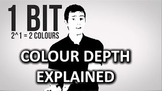 How Colour Depth Affects Image Quality as Fast As Possible