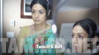 English Vinglish - English Vinglish (2012) - Dhiku Dhiku HD TAMIL SONG - Sri Devi Cameo Ajith Kumar