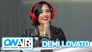 Demi Lovato Talks Bond With Wilmer Valderrama   On Air with Ryan Seacrest