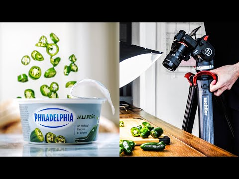 Filming a SPICY Commercial with JUST A TRIPOD! | Behind the Scenes
