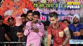Nand Live Perform At Mandhali Sharif Mela June 2017