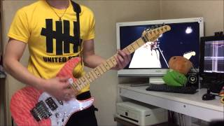 Silent Siren KAKUMEI Guitar cover @とひろ