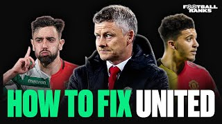 How To Fix Manchester United | B/R Football Ranks
