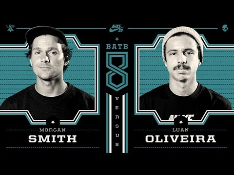 Luan Oliveira Vs Morgan Smith - BATB8: Round 2