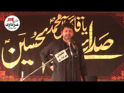 Allama Prof. Shahid Abbas I Majlis 13 Safar 2018 | ImamBarGah Qasr e Raza | Bhukahri House
