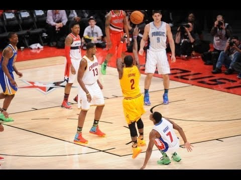 Kyrie Irving's Top 10 Plays of 2013!