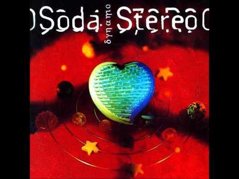 Soda Stereo - Soda Stereo - Luna Roja [Album: Dynamo - 1992] [HD]