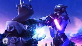 LYNX vs. THE ICE KING: THE FINAL BATTLE *SEASON 7* - A Fortnite Short Film