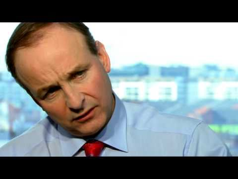 Micheál Martin TD, Leader of Fianna Fáil talks about his motivations and vision for the future of Ireland.