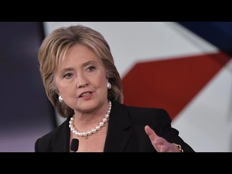 Hillary Clinton speaks at Colorado campaign event
