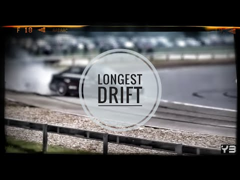 Longest Drift - Guinness World Record (2,308 meters)
