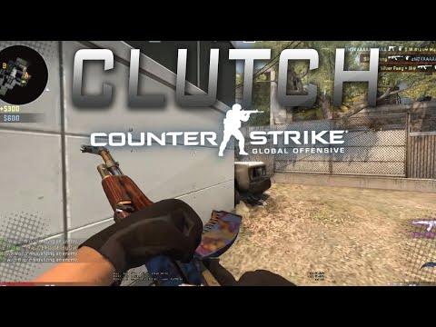 CS:GO Clutch Moments: Cache