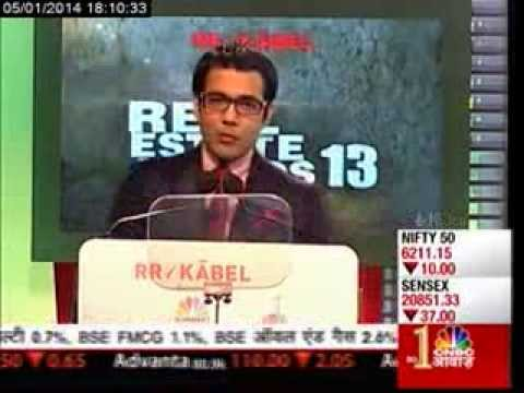 CNBC Awaaz Real Estate Awards 2013