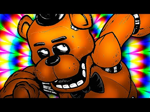 Making FIVE NIGHTS AT FREDDY'S Hilarious! (Short)