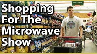 Going Shopping For The Microwave Show
