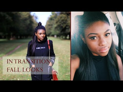 4 AUTUMN LOOKS 4 DAYS | IN TRANSITION