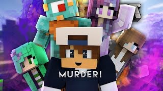 Minecraft | MURDER WITH FRIENDS!!!