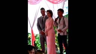 Đám cưới Mai Xuân Thức