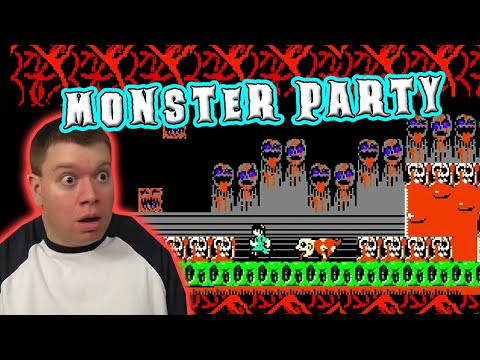 MONSTER PARTY - Irate Gamer review