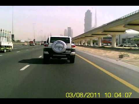 Their violations are the reason of accidents on Dubai roads.wmv Part 3