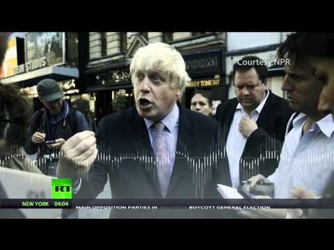Boris the Dodger: American-born London mayor refuses to pay US taxes