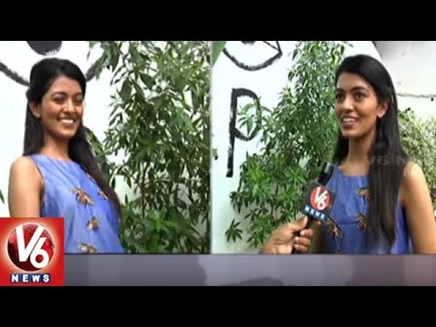 Miss India Andhra Pradesh Shreya Rao Face To Face, Reveals Her Goal | V6 News