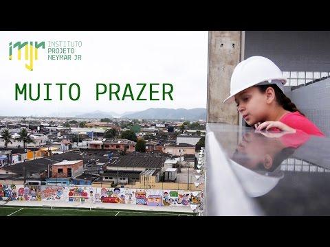 Jardim Glória apresenta o Instituto Projeto Neymar Jr