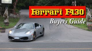 Ferrari F430 - Ultimate Buyers Guide (Maintenance, Options and Price)