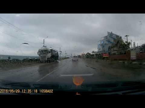 видео дорога в судак