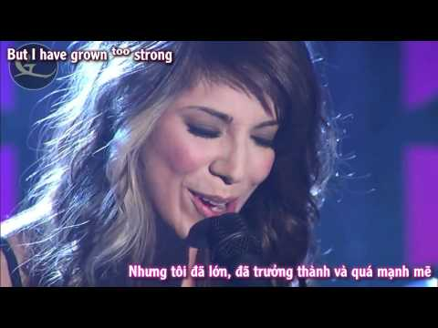 [vietsub + Kara + Lyrics] Jar Of Hearts - Christina Perri video