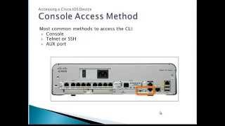 Part1, Basic Cisco Router and Switch configuration CCNA 200-120 - chapter 2