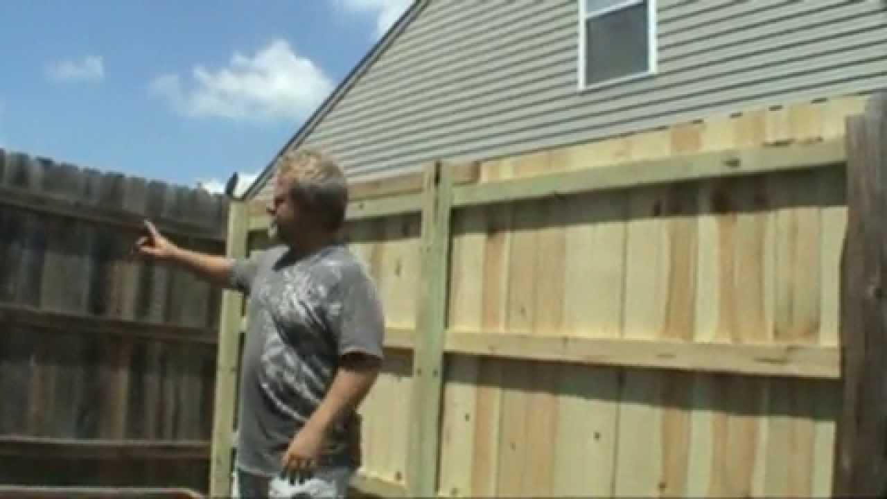 Garden Fence Extension Update Youtube