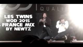 download lagu LES TWINS  WoD France   Remix  gratis