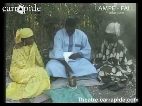 Domi Baye - INTEGRALE - Théâtre Sénégalais (Comedie)