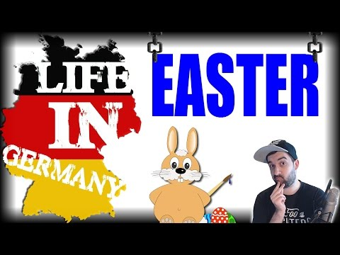 EASTER IN GERMANY, FAMILY TRADITIONS & MORE ✪ Life In Germany | German Culture